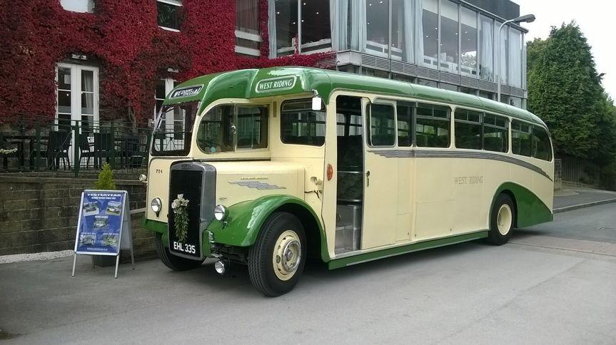 Vintage coach