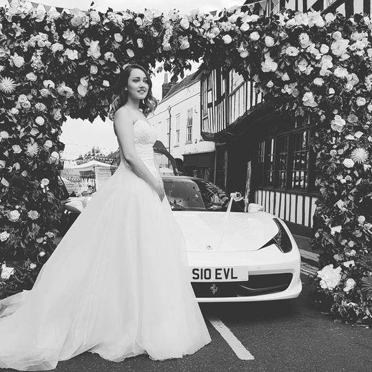 Wedding Supercars