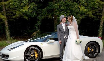 Wedding Supercars