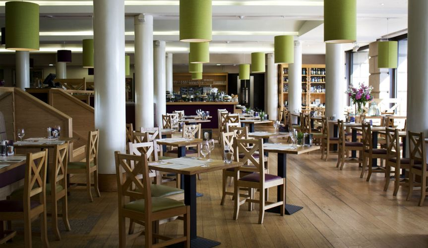The Scottish Cafe & Restaurant 1