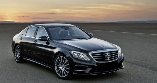 Luxury Chauffeur Service London