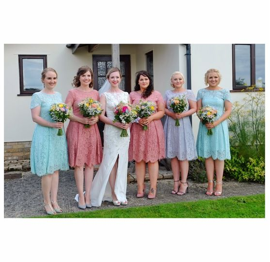 The Bride Tribe!