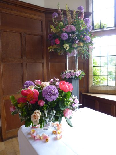 Civil Ceremony Flowers