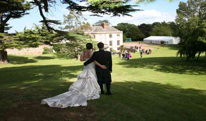 Broxmouth Estate wedding