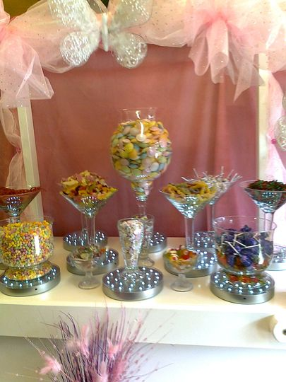 Candy Cart / Buffet sweets