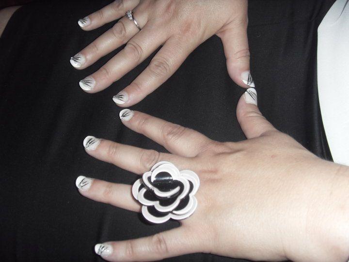 Nail art example