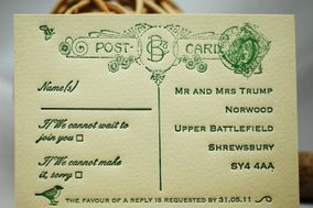 Artcadia Wedding Stationery