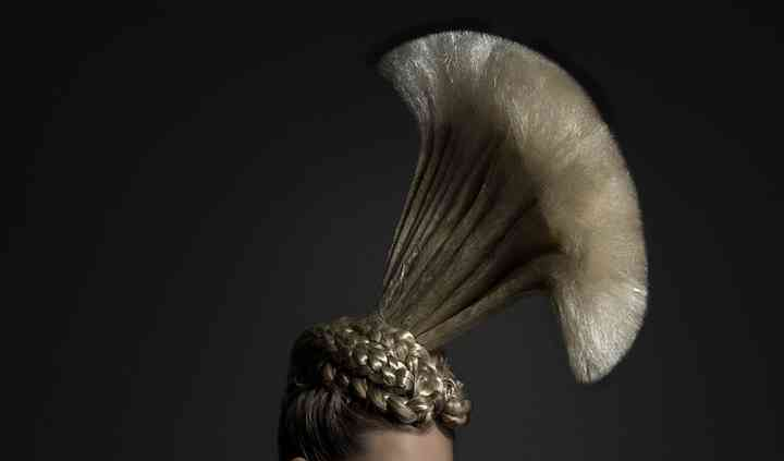Avant Guarde hair Vicki Lord