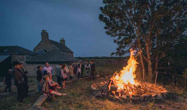 Tattie Barn Bonfire
