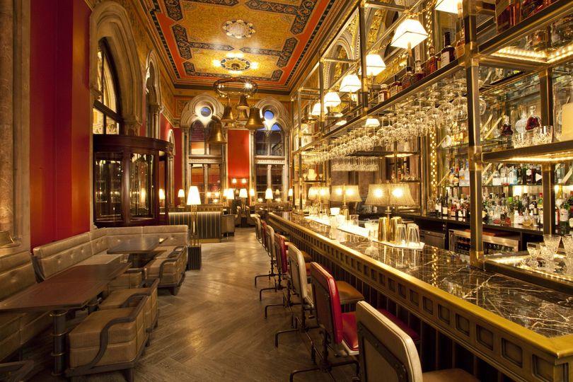 Gilbert Scott Bar