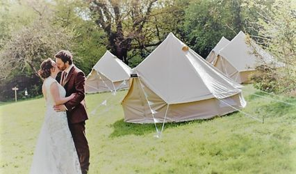 Blossom Bell Tent Hire 1