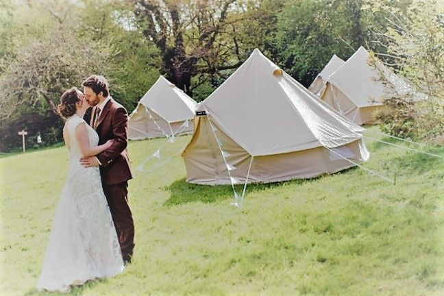 Blossom Bell Tent Hire & Bell Tent Hire