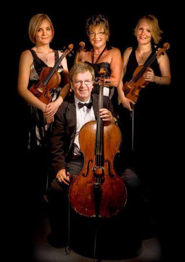 The Spring Quartet family string quartet