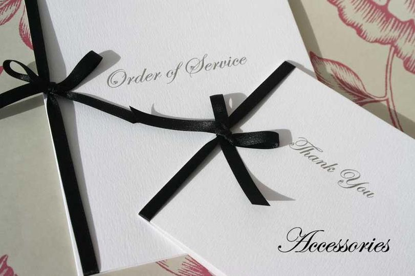 Luxury Wedding Stationery