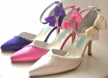 Shoes in Any Colour