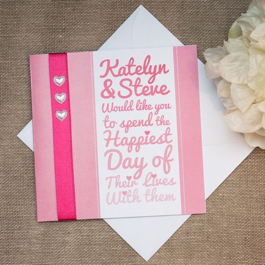 bluebird wedding stationery
