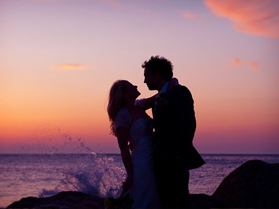 Sea Side Wedding Photographs