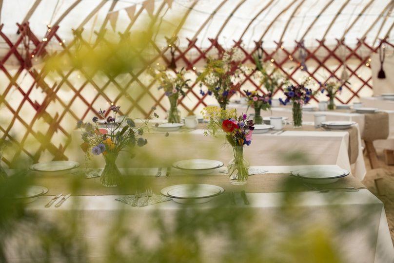 40 foot yurt