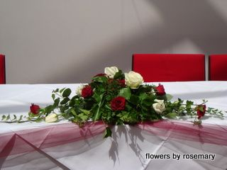 Flowers by Rosemary