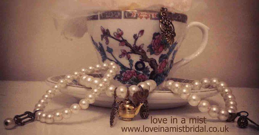 Vintage style charm bracelets