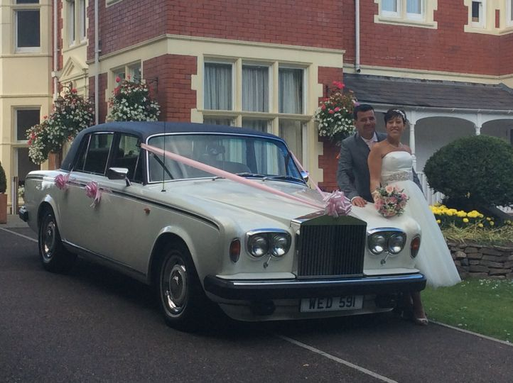 Windsor Wedding Car Hire Services