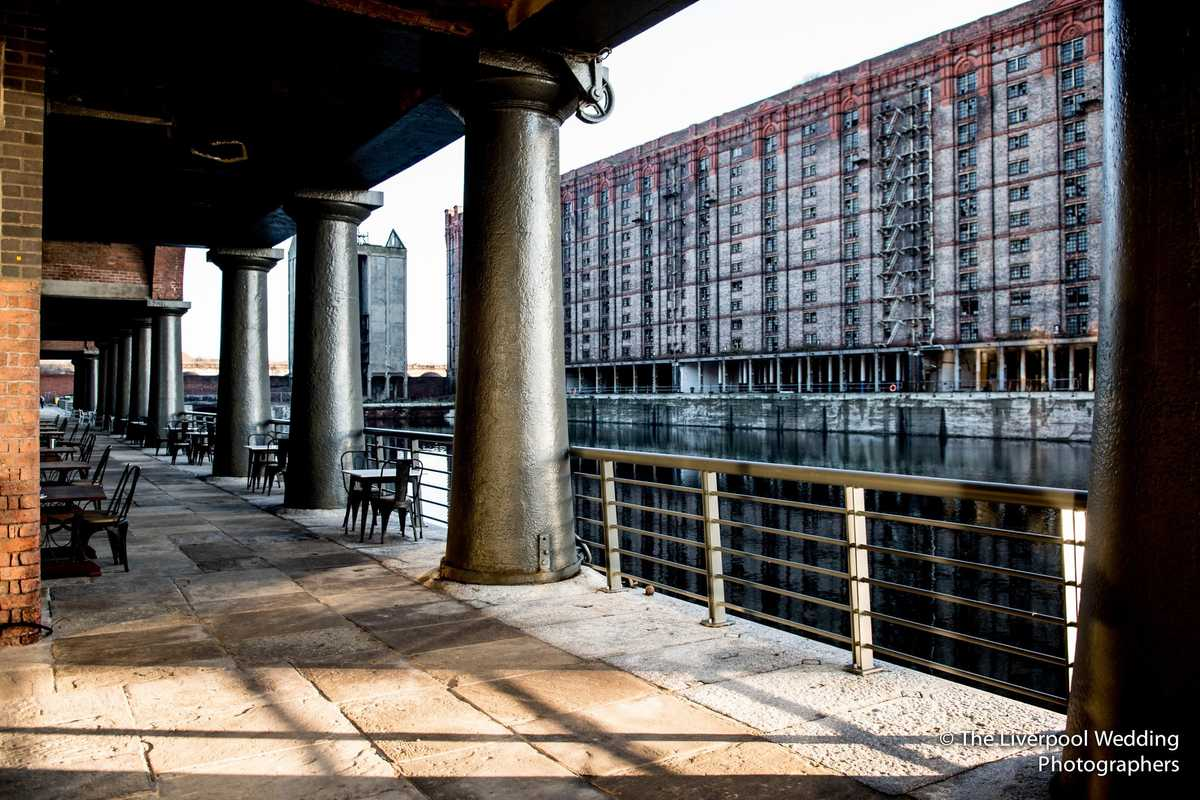 Dock View From Titanic Hotel Liverpool Photo 12