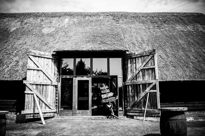 Hampshire Barn
