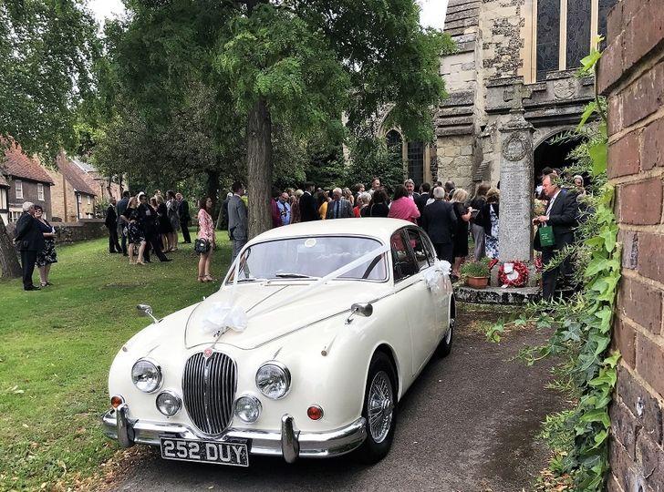 """1961 Mk II Jaguar """"Duey"""""""