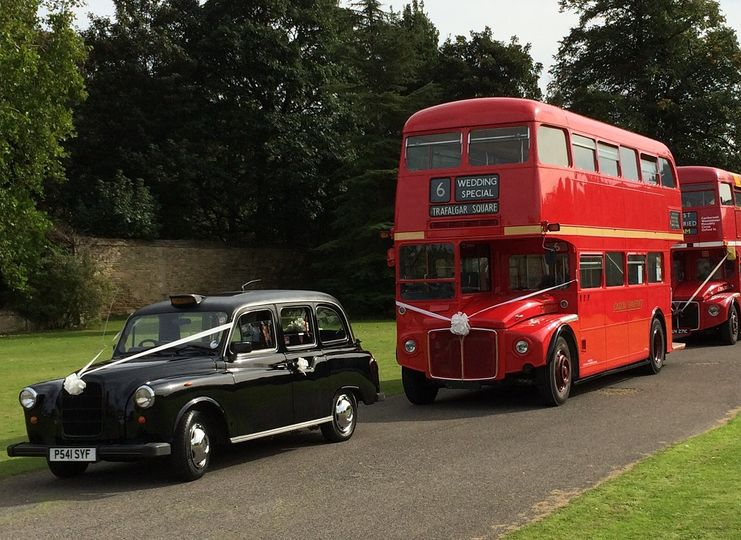 """""""Huey"""" with Routemaster"""