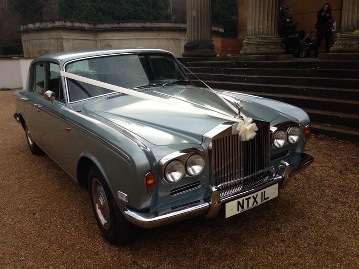 Our Rolls Royce Silver Shadow