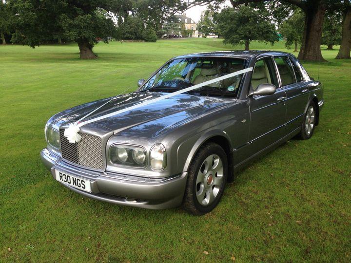 Bentley at Grange Winterbourne