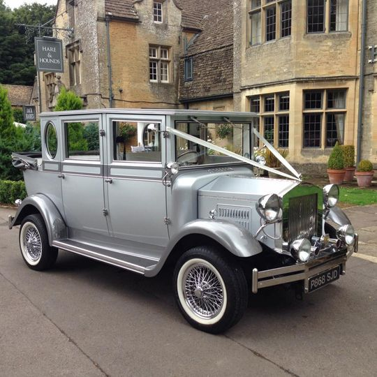 Abacus Wedding Cars