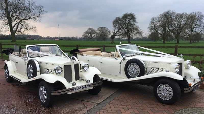 Vintage Beauford Convertible