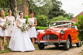 Premier Carriage Wedding Cars
