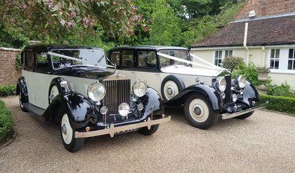 Premier Carriage Wedding Cars