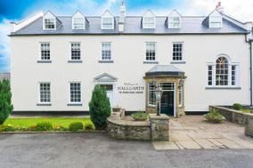 Hallgarth Manor