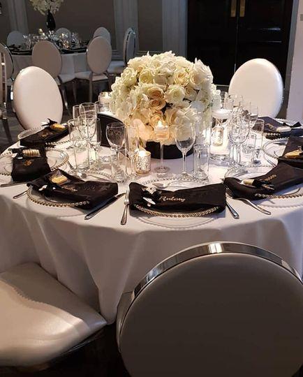 Wedding Reception Decor a