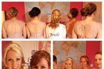 Bride and party