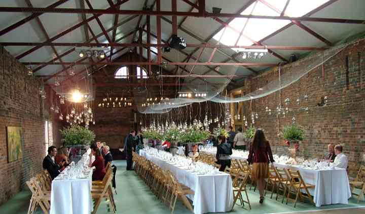 Barn for your event
