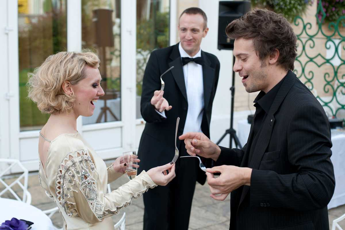 Wedding Magician