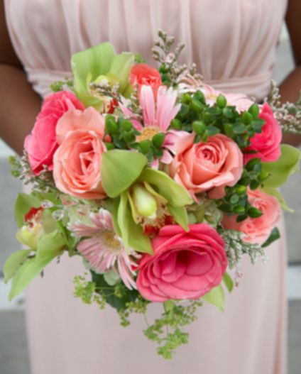Bridesmaid posy