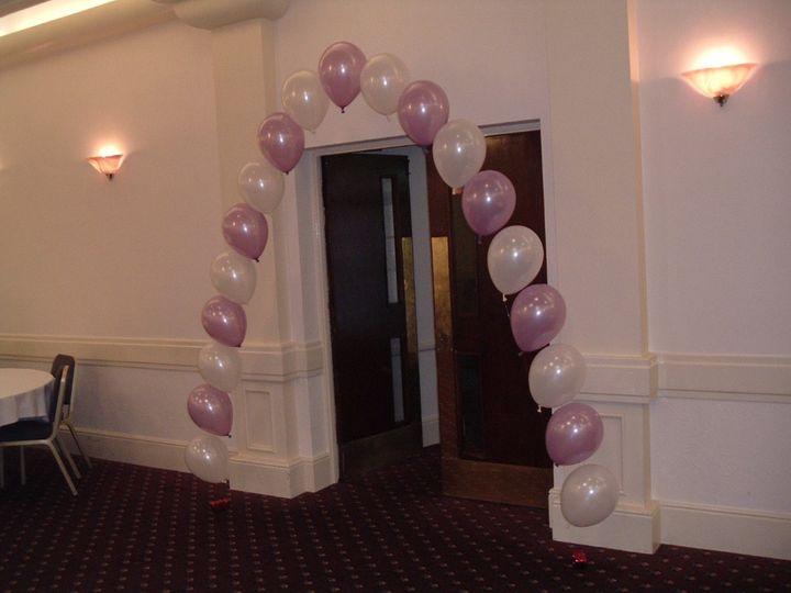 Single entrance arch