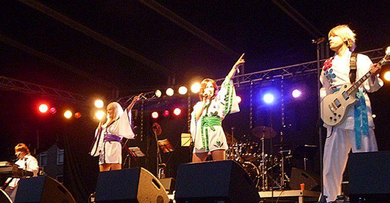 ABBA tributes