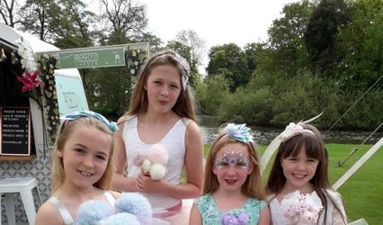 T for Tutu - Flower Girl Dresses