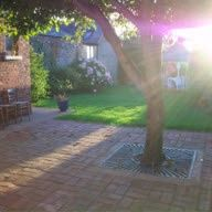 Our secret walled garden