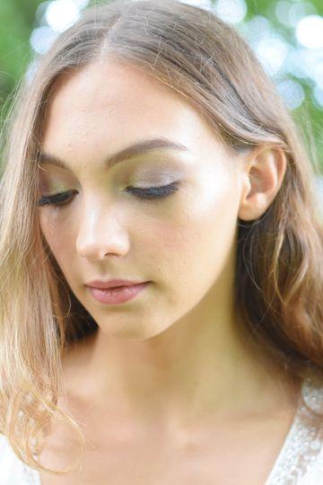 Natural bridal makeup 3