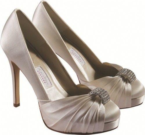 Allora wedding shoes