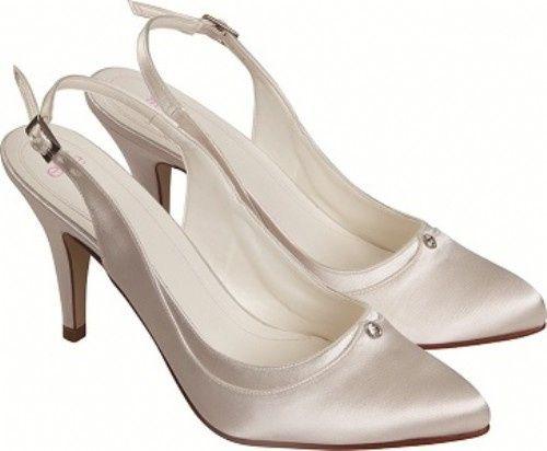 Amaretto wedding shoes