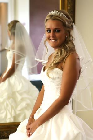 Newcastle race course wedding