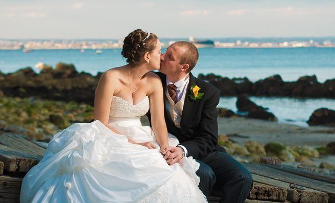 Isle of Wight Wedding Photo